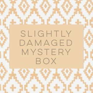 10 Piece Slight Damaged Mystery Box